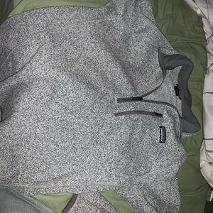 Men's medium Patagonia fleece zip up
